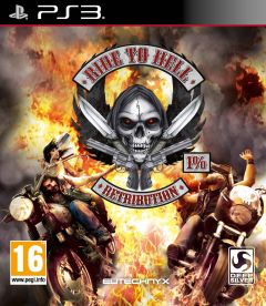 Jaquette de Ride to Hell : Retribution PlayStation 3
