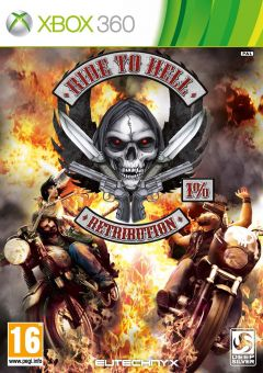 Jaquette de Ride to Hell : Retribution Xbox 360