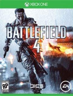 Jaquette de Battlefield 4 Xbox One