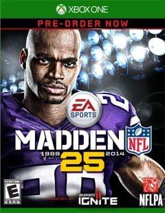 Jaquette de Madden NFL 25 Xbox One