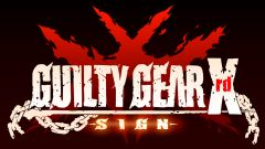 Jaquette de Guilty Gear Xrd : Sign Arcade