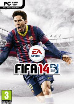 Jaquette de FIFA 14 PC