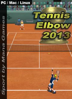 Jaquette de Tennis Elbow 2013 PC