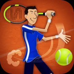 Stick Tennis (iPhone, iPod Touch)