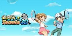 Jaquette de Family Tennis 3D Nintendo 3DS