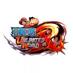 Jaquette de One Piece : Unlimited World Red Nintendo 3DS