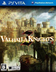 Jaquette de Valhalla Knights 3 PS Vita