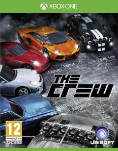 Jaquette de The Crew Xbox One