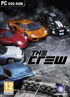 Jaquette de The Crew PC