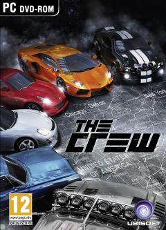 Jaquette de The Crew PC
