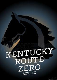 Jaquette de Kentucky Route Zero Act II Mac