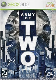 Jaquette de Army of Two Xbox 360