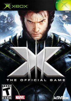 Jaquette de X-Men : Le Jeu Officiel Xbox