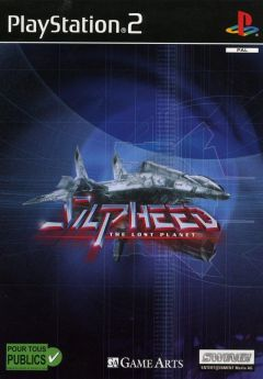 Jaquette de Silpheed : The Lost Planet PlayStation 2