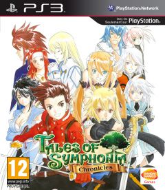 Jaquette de Tales of Symphonia : Chronicles PlayStation 3
