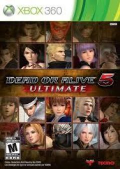 Jaquette de Dead or Alive 5 Ultimate Xbox 360