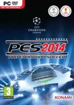 Jaquette de PES 2014 PC
