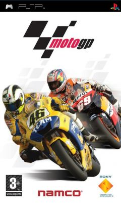 Jaquette de Moto GP PSP