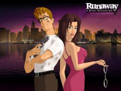 Jaquette de Runaway : A Road Adventure iPad