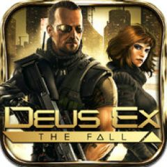 Jaquette de Deus Ex : The Fall iPhone, iPod Touch