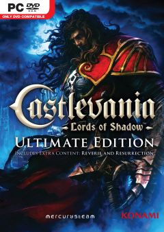 Jaquette de Castlevania : Lords of Shadow - Ultimate Edition PC