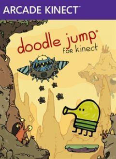Jaquette de Doodle Jump Xbox 360