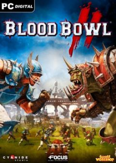 Jaquette de Blood Bowl II PC