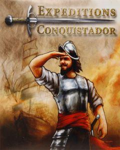 Jaquette de Expeditions : Conquistador PC
