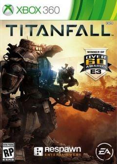 Jaquette de Titanfall Xbox 360