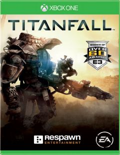 Jaquette de Titanfall Xbox One