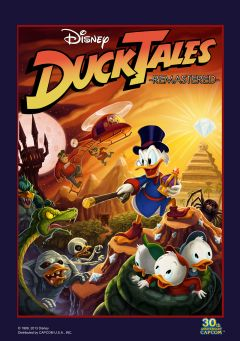 Jaquette de Duck Tales Remastered PC