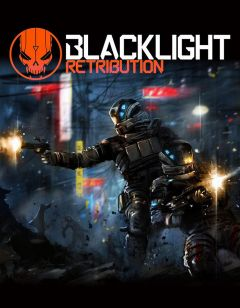 Jaquette de Blacklight Retribution PS4