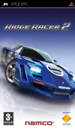 Jaquette de Ridge Racer 2 PSP