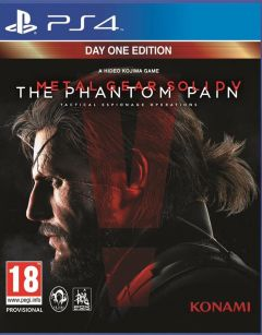 Metal Gear Solid V : The Phantom Pain (PS4)