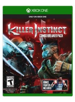 Jaquette de Killer Instinct Xbox One