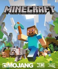 Jaquette de Minecraft Xbox One