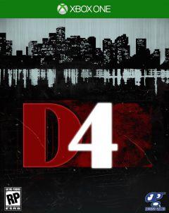 D4 : Dark Dreams Don't Die (Xbox One)