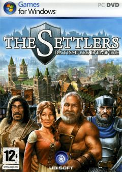 Jaquette de The Settlers : Bâtisseurs d'Empire PC