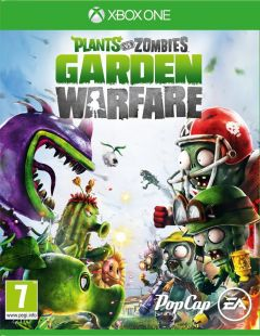 Jaquette de Plants vs Zombies : Garden Warfare Xbox One