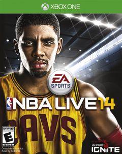 Jaquette de NBA Live 14 Xbox One