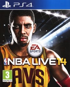 Jaquette de NBA Live 14 PS4