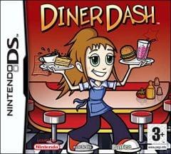 Jaquette de Diner Dash DS