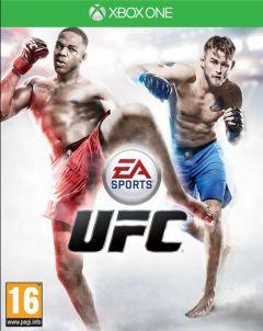 Jaquette de EA Sports UFC Xbox One