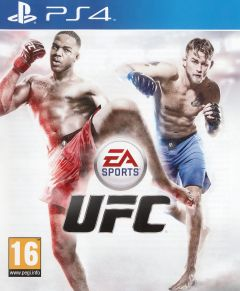 Jaquette de EA Sports UFC PS4