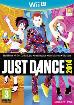 Jaquette de Just Dance 2014 Wii U