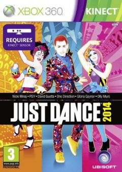 Jaquette de Just Dance 2014 Xbox 360