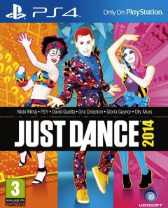 Jaquette de Just Dance 2014 PS4
