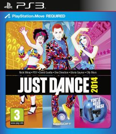 Jaquette de Just Dance 2014 PlayStation 3