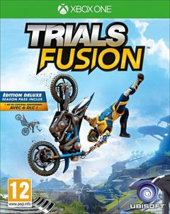 Jaquette de Trials Fusion Xbox One