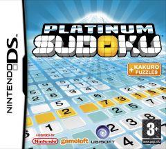 Jaquette de Platinum Sudoku DS